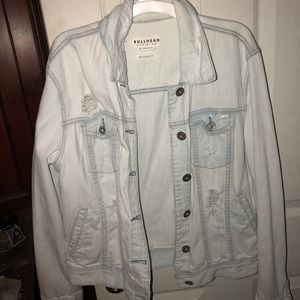 Bullhead distressed jean jacket